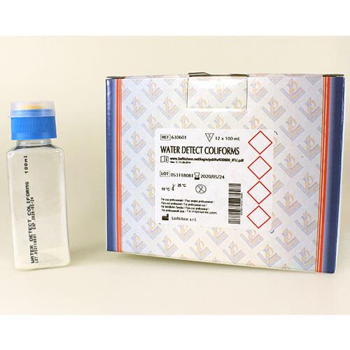 Система для детекции колиформных бактерий в воде 5